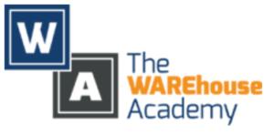 The WAREhouse Academy logo