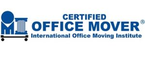 IOMI Certified Office Mover logo